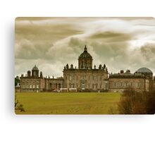Castle Howard - North Yorkshire Canvas Print