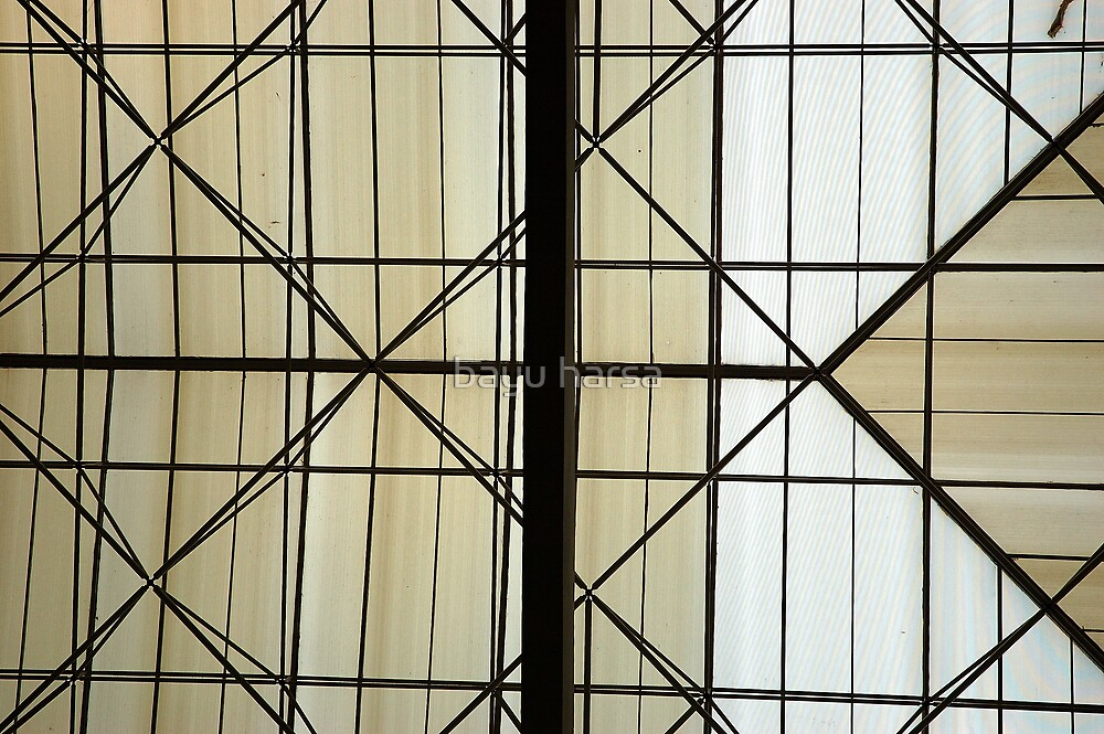 glass roof by bayu harsa