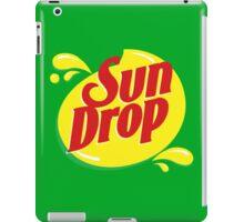 Sundrop -  Sun drop iPad Case/Skin