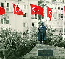 Ataturk by Mahjabeen Mankani