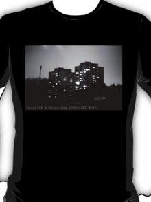 Diary of a Stray Dog 2006-20XX #007 T-Shirt