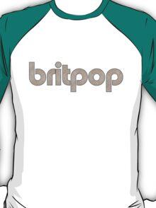 Britpop Music MRV T-Shirt