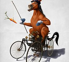 Horse Power (Wordless) by robCREATIVE