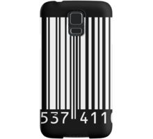 Pusha T 'MNIMN' White Samsung Galaxy Case/Skin