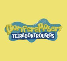 PoriferaRobert TetragonTrousers Kids Clothes