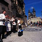 Prague Musicians by magartland