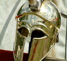 The helmet by newbeltane