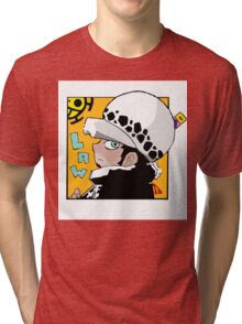 Chibi Law Tri-blend T-Shirt