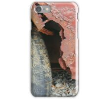 Rusty Through And Through iPhone Case/Skin