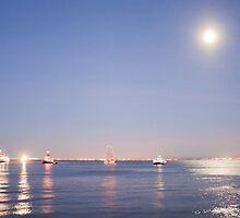 Lisbon moonlight by terezadelpilar~ art & architecture