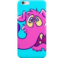 Psychotic Pink Dog iPhone Case/Skin