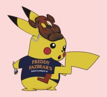 PikaSecurity Kids Clothes