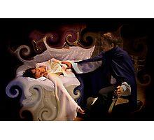 Sleeping Beauty Awakened Photographic Print