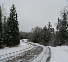 County Road D by Jeff VanDyke