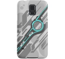 Monado Abstract (Grey) Samsung Galaxy Case/Skin