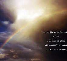 In the sky by tkrosevear