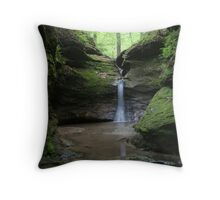 Devil's Punchbowl #4 Throw Pillow