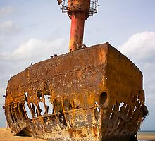Rusting away by LouD