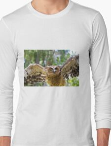 Spread Those Wings Long Sleeve T-Shirt