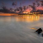 Hervey Bay Glory - Qld Australia by Beth  Wode