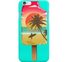 Chillin' at the Beach iPhone Case/Skin
