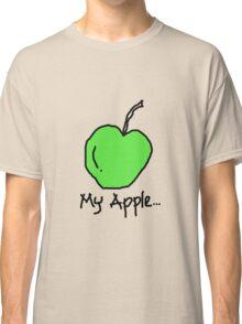 my apple Classic T-Shirt