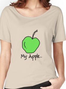 my apple Women's Relaxed Fit T-Shirt