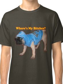 Thug Pug Classic T-Shirt
