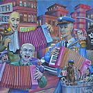 The Accordionistas of the Apocalypse by HDPotwin