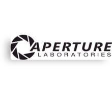 Aperture Laboratories (3) Canvas Print