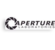 Aperture Laboratories (3) Canvas Print