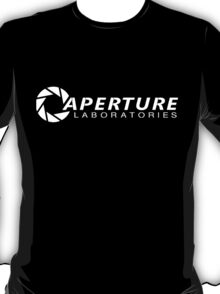Aperture Laboratories (2) T-Shirt
