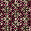 Hot Pink + Black Royale by webgrrl