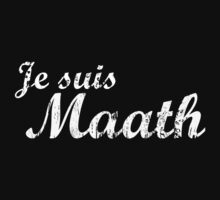 Je suis Maath ( I am Muath ) by darweeshq