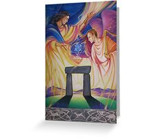 Celtic Angels Greeting Card