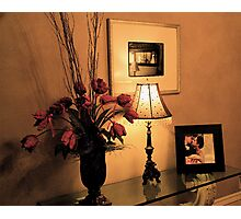 Romantic Room Photographic Print
