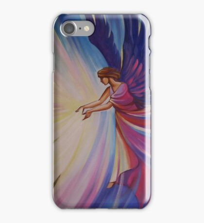 Renaissance Angel iPhone Case/Skin