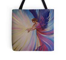 Renaissance Angel Tote Bag