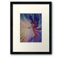 Renaissance Angel Framed Print
