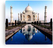 Beautiful Taj Canvas Print