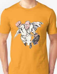 Pope Francis Superhero T-Shirt