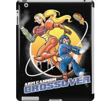 Arm Cannon Crossover iPad Case/Skin