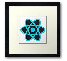 React js  mugs, Stickers and Phone Cases Framed Print