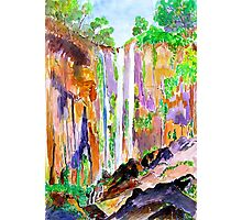 Queen Mary Falls Queensland Photographic Print