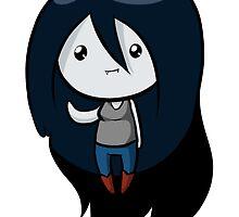 Chibi Marceline by NiroStreetLourd