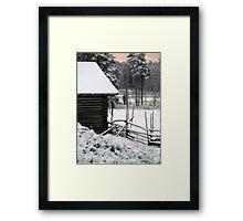 'November' Framed Print