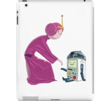 Adventure Time - Star Wars iPad Case/Skin