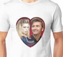 Cuore David Tennant Unisex T-Shirt