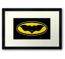 Gotham Gremlin Framed Print
