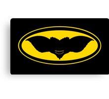 Gotham Gremlin Canvas Print